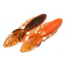 Stinger creature (11 cm) Pumpkin / Fluo orange.