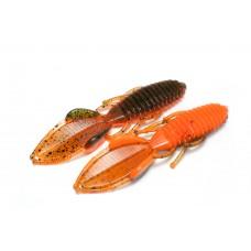 Stinger creature (9 cm) Pumpkin / Fluo orange.