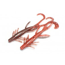 Hog style creature (10 cm) natural red brown.