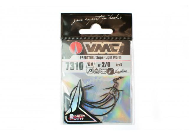 VMC 7310 Super Light Worm EWG