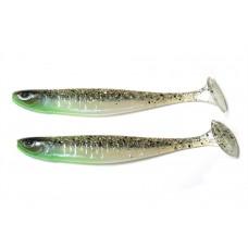Slim-tail Salt&Pepper green (10,5 cm)