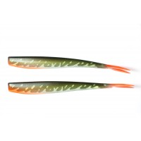 """V-staart """"Hot"""" Pike (20 cm)"""