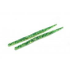 Thin stick (12,5 cm) UV Chartreuse.